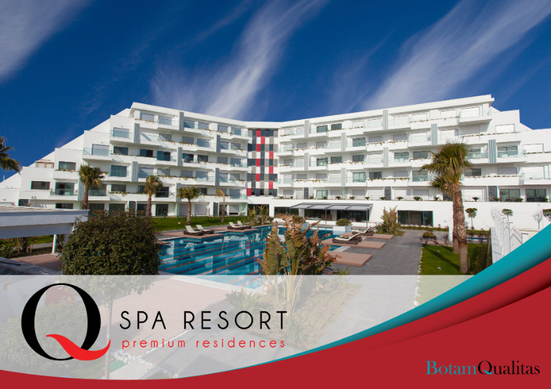 Q spa resort antalya
